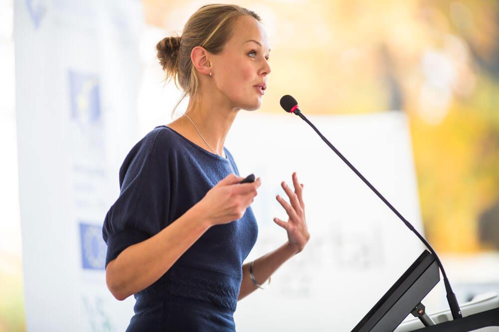René Knizia - Wirkungsvoll Präsentieren und Kommunizieren